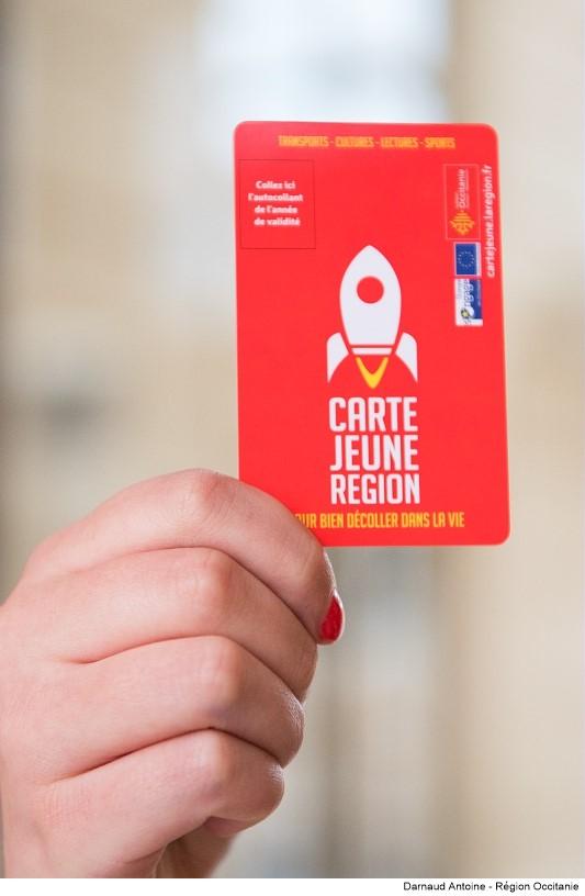 carte jeune la region occitanie La Région s'engage pour les jeunes d'Occitanie   Région Occitanie