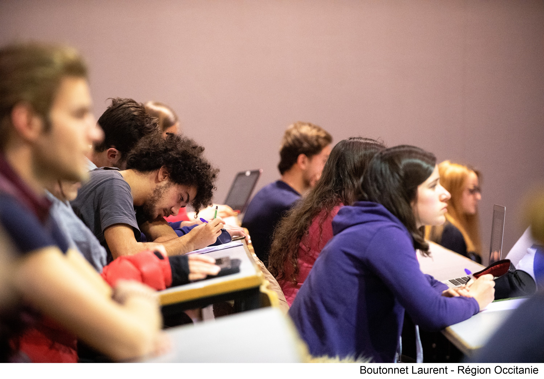 étudiants des collèges fréquentants apps