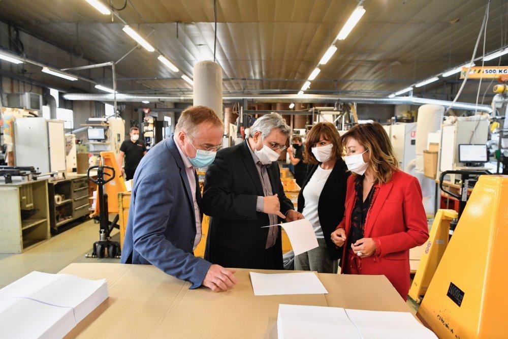 La Région renforce son soutien aux acteurs économiques et aux professionnels du tourisme en Aveyron