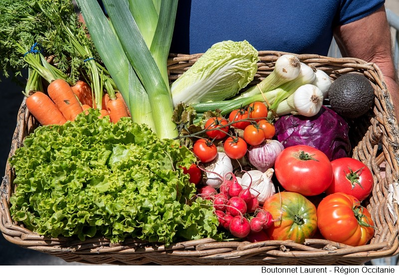 « Grande Cause régionale » en 2018 et 2019, la Région met à nouveau l'accent sur l'alimentation dans sa feuille de route pour l'avenir